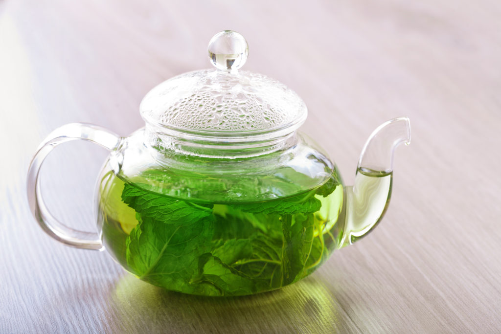 what kind of tea helps you lose weight